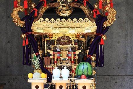 2010.06.06 蔵前神社 宮神輿「一千貫」