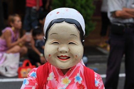 2010.08.08 富士市 甲子祭 おかめ
