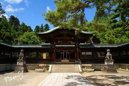 米沢 上杉神社 6