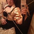 写真: 秋月律子(ビヨンドザノーブル)