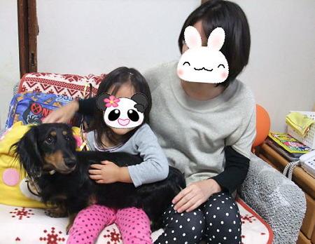 一輝の家族