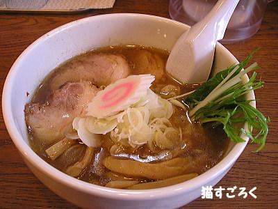 麺処慶 淡麗塩そば 650円 + 半チャーシュー150円