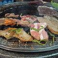 Photos: 焼き肉番長へ、ライムライトのみなさんと行く