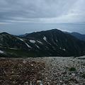 鉢ヶ岳、雪倉岳
