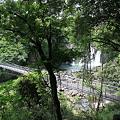 写真: 100615-83関之尾瀧と吊橋