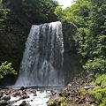 写真: 100720-4善五郎の滝3