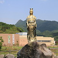 100516-100九州ロングツーリング・このはなさくや姫像