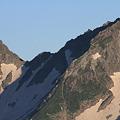 Photos: 100722-28穂高連峰と槍ヶ岳(16/30)