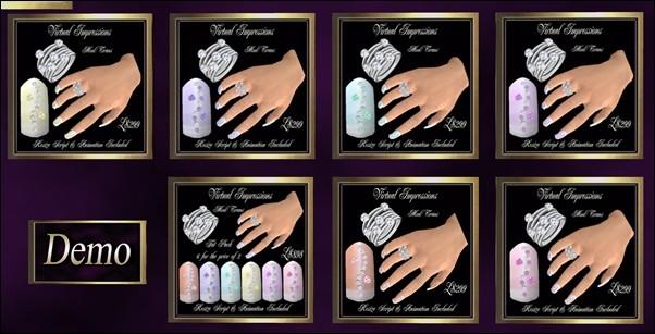 Virtual Impressions, Nicola Nails