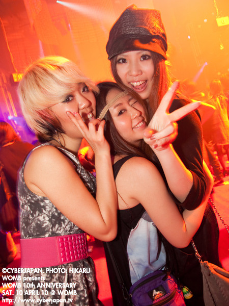 Photos: 100410 WOMB10th ANNIVERSARY PARTY @WOMB_17