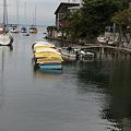Yecht harbor