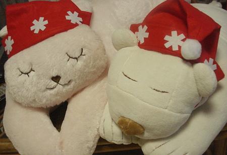 クリスマスの~(⌒~⌒)