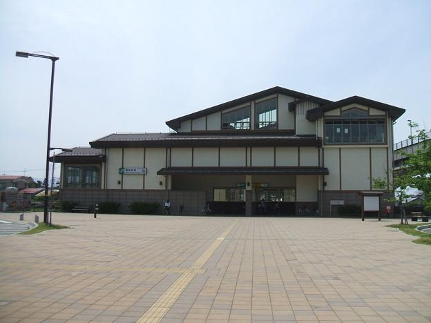 西若松駅東口