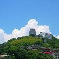 Photos: 新緑の千光寺山を見上げれば
