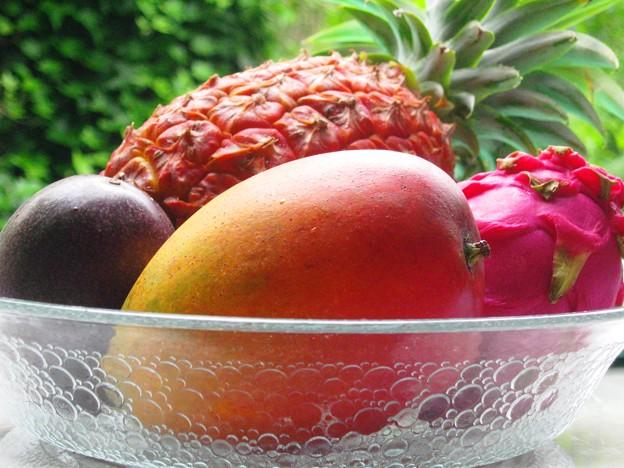 限りなく完熟に近い果実たち~沖縄土産~