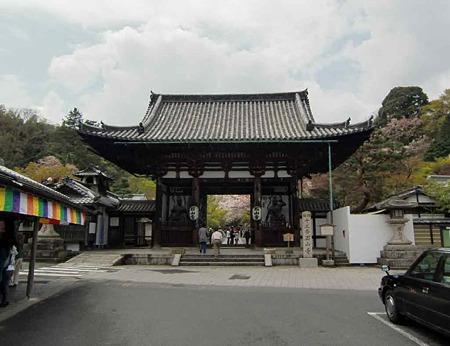 石山寺 参詣 2010' 桜の季節-220411-1
