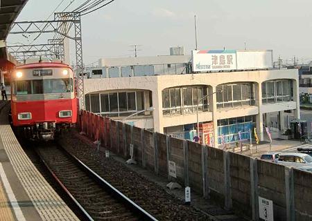 名鉄 津島駅-220429-6