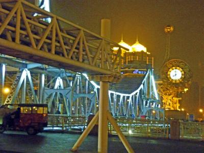 開放橋付近