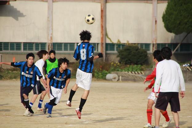 クラスマッチ サッカー