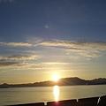 青森港より日の出2