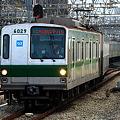 写真: 東京メトロ6000系