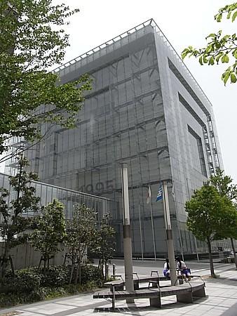 阪神大震災記念館