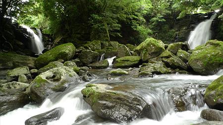 夫婦滝(4)