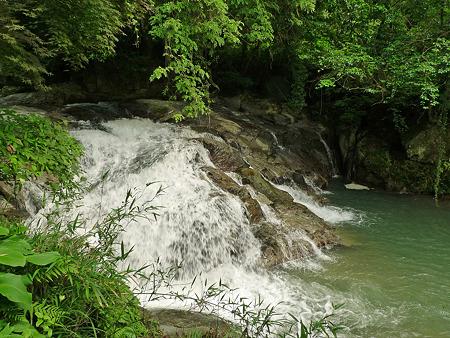 観音の滝(11)