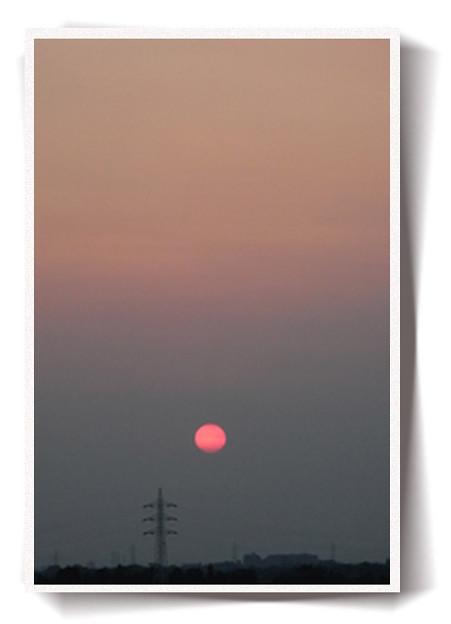 Photos: 今日の夕空
