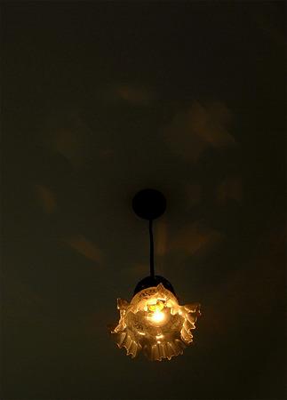 天井に散りばめた宝石