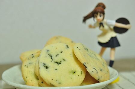 小松菜クッキー(道の駅・ふたかみパーク當麻【奈良】)