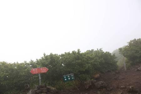 利尻岳-20100814-082056