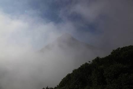 利尻岳-20100814-082254