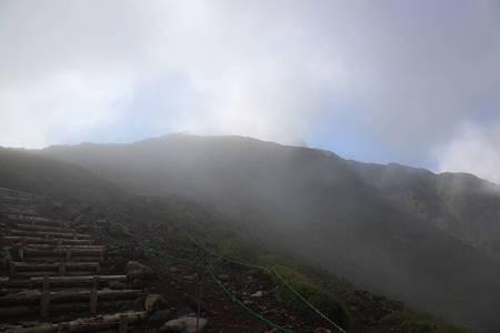利尻岳-20100814-085101