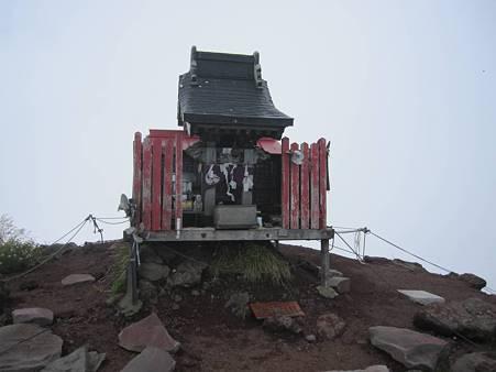 利尻岳-20100814-102903