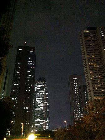 iPhoneで夜景撮るコツがようやく・・・