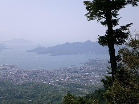 極楽寺山山頂