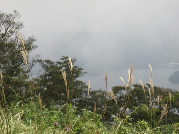 写真: 芦ノ湖