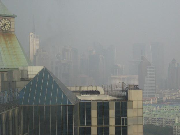 Photos: 朝の上海高層ビル群