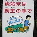 Photos: 汚物(宮城県仙台市にて)