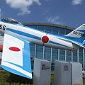 F-86F「旭光」(ブルーインパルス)?