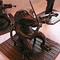 カエルのバイオリニスト