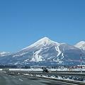 美しきお山よ