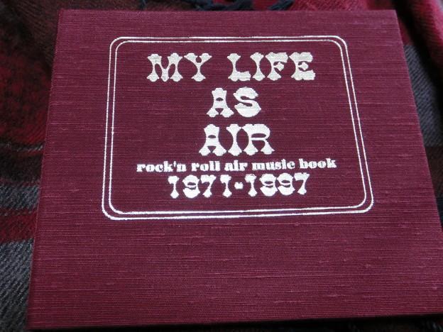 『MY LIFE AS AIR』