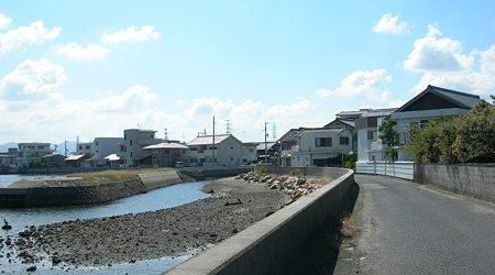 三原川河口10